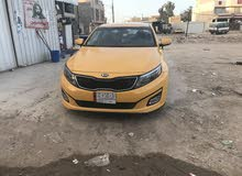 Automatic Yellow Kia 2016 for sale