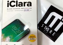 Glass Screen Protector for IPHONE XS MAX purchased in Mi Store