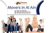Hire best movers and packers in Al Ain 0556821424