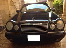Automatic Black Mercedes Benz 1998 for sale