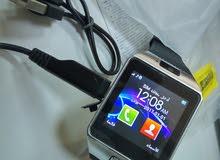 الساعة الذكية = Smart Watch DZ09