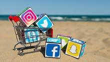 ادارة مواقع التواصل الاجتماعي بطريقة مميزة