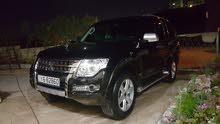 Automatic Black Mitsubishi 2007 for sale