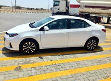 Toyota Corolla car for sale  in Sohar city