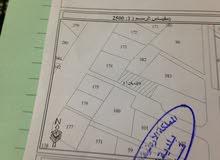 قطعة ارض مميزة للبيع في ناعور قرب شارع السلام