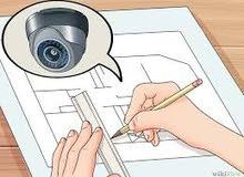 فرصتك تكسب صنعة تركيب الكاميرات المراقبة +شهادة معتمدة + فن التسويق ، نبداء الاحد القادم