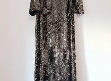فستان سهرة راقي وقماش روعة