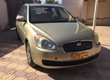 Hyundai Accent car for sale 2011 in Muscat city