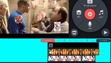 تعليم مونتاج الفديو باحترافية  فقط باستخدام الهاتف