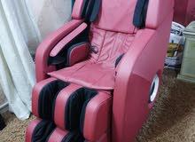 كرسي مساج كامل.. لم تستخدم