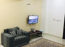 Al Khoud neighborhood Muscat city - 100 sqm apartment for rent
