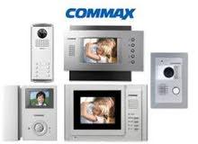 """انتركم فيديو 7"""" Commax  كوري 150 دينار"""
