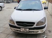 Manual White Hyundai 2011 for sale