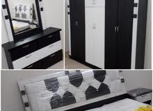 غرف نوم وطني جديده 6قطع بسعر1800ريال شامل التركيب والتوصيل