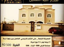 Villa for rent in Seeb Al Maabilah