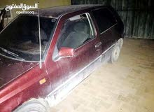 Automatic Red Volkswagen 1999 for sale