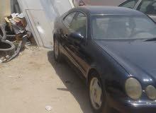 للبيع سيارة مرسيدس CLK200 بجالة جيدة