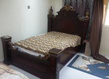 للبيع سرير  فخم 120 ×200