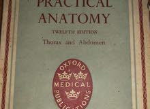 Cunningham's manual of practical Anatomy Thorax and Abdomen  ( Twelfth Edition ) original