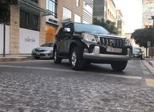 Toyota Prado made in 2013 for sale