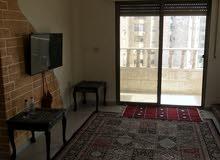 شقة مفروشة للايجار في الجبيهة مقابل مدارس الابداع