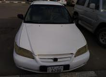 Honda Accord. Model 2002