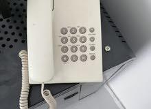 3 تليفون أرضي سلكي  بانسونيك