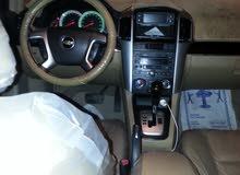 Gasoline Fuel/Power   Chevrolet Captiva 2009
