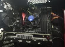 gaming pc 1050ti 8gm ram board gaming
