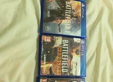 Black ops 3 - Battlefield 1 - Battlefield hardline - Infinity Warfare