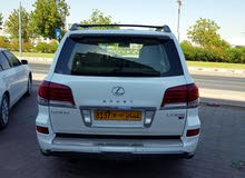 100,000 - 109,999 km mileage Lexus LX for sale