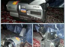للبيع كاميرا سوني مع جارج