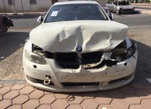 White BMW 320 2008 for sale