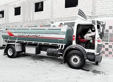 تنك ماء لتوصيل المياه داخل عمان