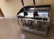 ماكينة قهوه 2 براتشو نوع astoria مستعمله اقل كن سنه البيع لأعلى سعر