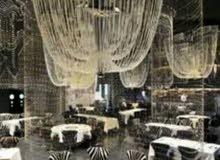 نستورد ديكورات عالمية جاهزة للمطاعم و المقاهي و جميع مشاريعكم