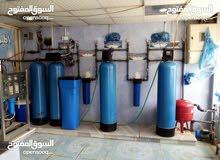 مصنع كاسات مياه مع محطه