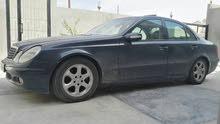 مرسيدس  E240 محرك 6 //2004