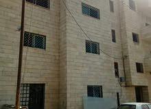 عمارتين متلاصقات بمدخلين مستقلين ثلاث طوابق واجهة حجر 5 شقق ومخازن عدد 2