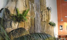 cascade artificiel