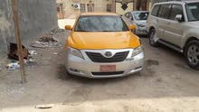 Toyota Camry 2009 For sale - Yellow color