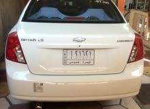 Chevrolet Optra 2012 For sale - White color