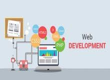 مطلوب متخصص بتصميم و برمجة الموقع الكترونية بدوام جزي