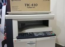 Kyocera 2035 printer with 2 new 410 toner Cartridges