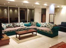 شقة مفروشة لقطه شارع اليمن من لبنان المهندسين الدور السادس