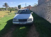 +200,000 km Mercedes Benz C 180 1997 for sale