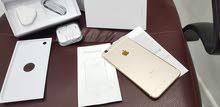 ايفون 6بلاس الحجم الكبير 64 جيبي نظيف مع كامل ملحقاته بسعر مغري جدا
