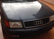 Gasoline Fuel/Power   Audi 100 1996