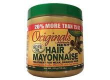 Africa's Best Organic Hair Mayonnaise
