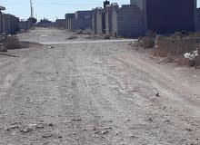قطعة ارض للبيع 625متر .علي قطران . بمنطقة سكانية فيلل